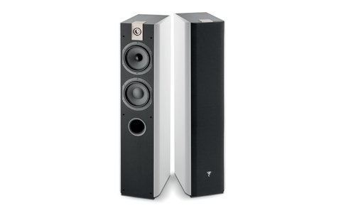 Focal Chorus 716 High Gloss Black White