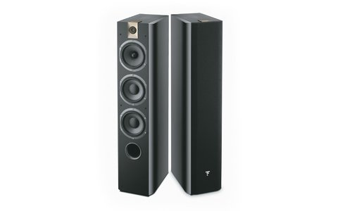 Focal Chorus 726 High Gloss Black White Kolumny Podłogowe